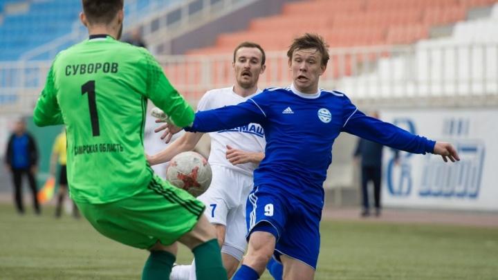 Судьбу матча решил единственный гол: ФК «Челябинск» впервые в истории завоевал серебро