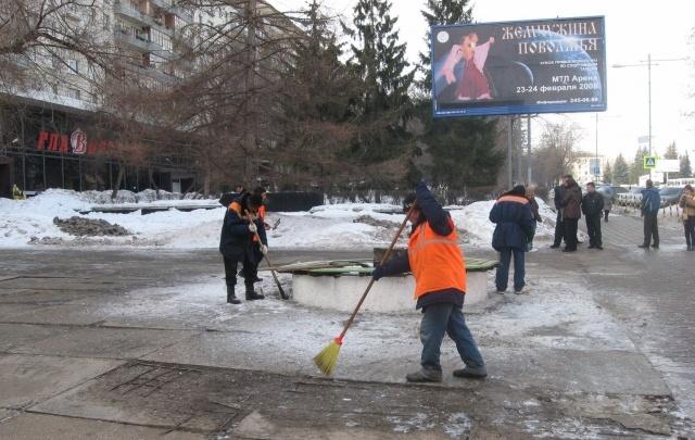 Жителя Тольятти отправили выполнять отцовский долг на обязательных работах