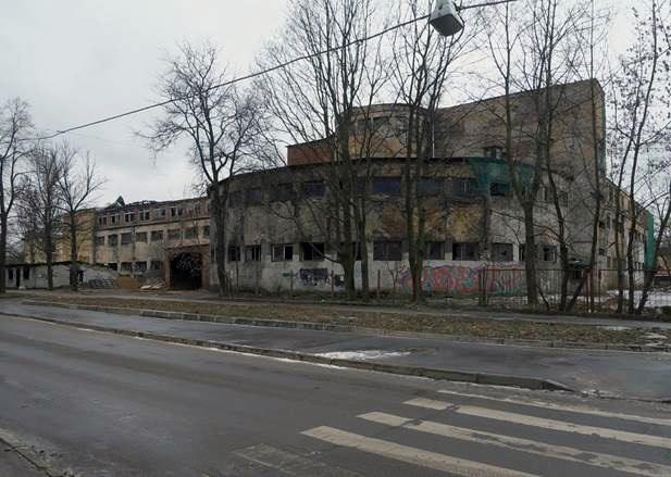 Ушаковские бани Гигант (ул. Зои Космодемьянской, д. 7)