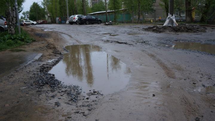 Ливни затопили дороги в Вилегодском районе и ограничили движение на переправах