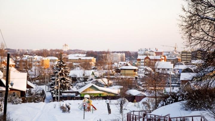 Деревня, из которой виден целый город: гуляем по Туговой горе