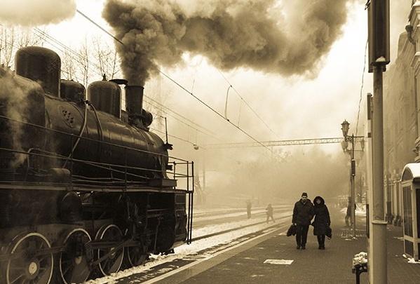 Ростовчан приглашают в необычную поездку на настоящем паровозе