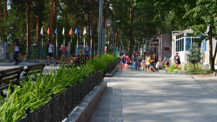 В детском лагере сломали руку шестикласснику из челябинской гимназии
