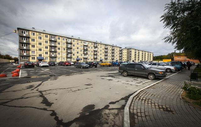 В Тольятти из-за нерадивого подрядчика «буксует» ремонт внутриквартальных дорог