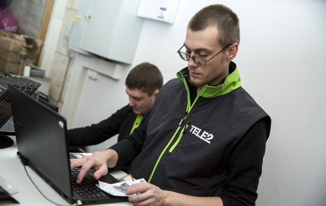 Tele2 назвали в числе лучших работодателей России
