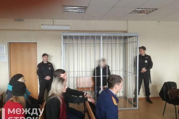 В смерти задержанного обвиняют троих оперуполномоченных.