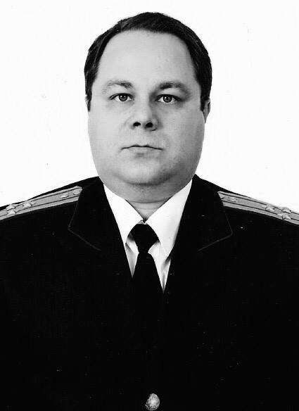погибший сотрудник СК Владислав Капустин/СК РФ