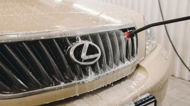 Премиум, доступный многим: где помыть автомобиль по высшему классу