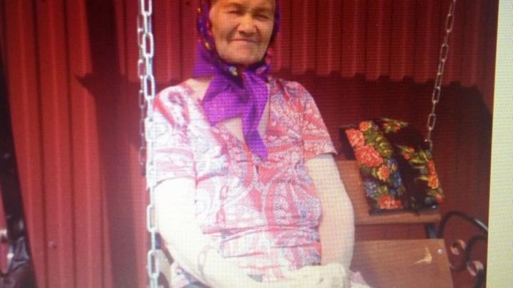 В Башкирии четвёртый день ищут пропавшую бабушку