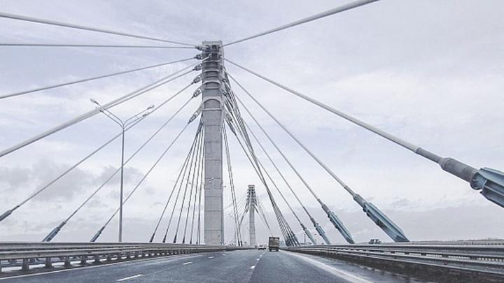 В регионе разработают проект нового автомобильного моста через реку Самару