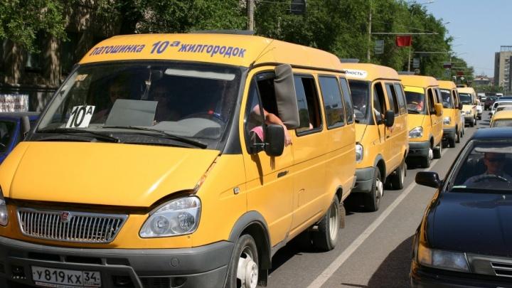 Антимонопольщики Волгограда проиграли спор по делу об отмене маршруток