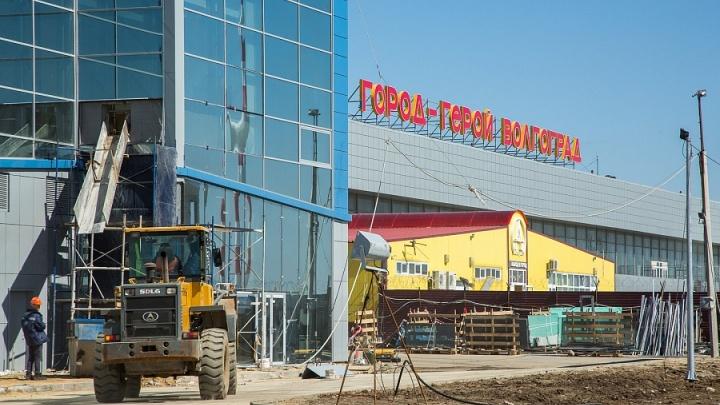 Завитушки на стенах и стол для президента: терминал в аэропорту Волгограда откроется 14 мая