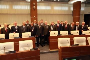 Законодатели ПФО собрались в Перми