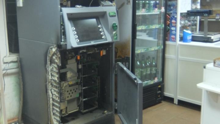 В Соликамске в колонию отправится участник банды, которая взрывала банкоматы
