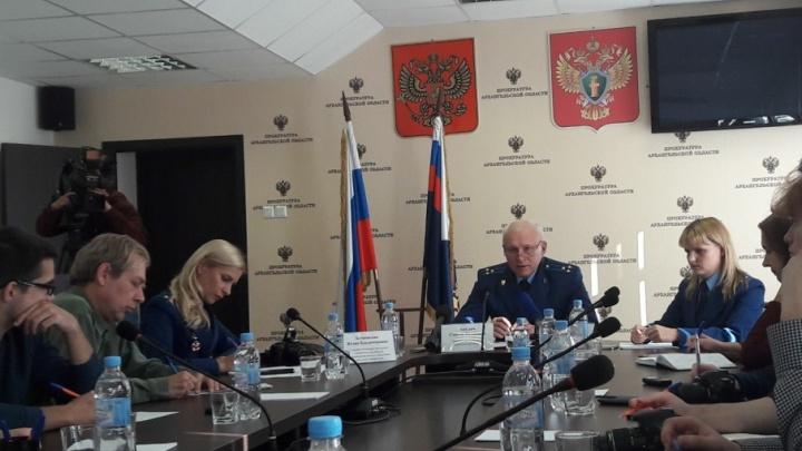 Прокуратура Архангельской области поставила под сомнение готовность Поморья к отопительному сезону