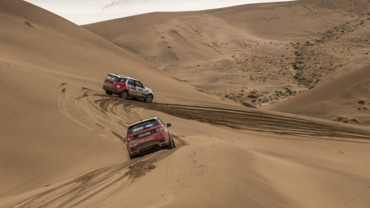 «В пустыне на автомобиль смотришь иначе»: радиоведущий Игорь Сирин испытал на себе все трудности ралли «Шелковый путь»
