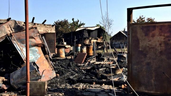 «Пожар уничтожил всё, что у нас было»: тюменские погорельцы просят горожан о помощи