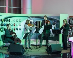 В Перми состоялась музыкальная презентация Lexus ES