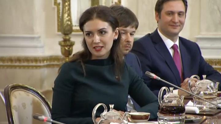 Челябинка рассказала Путину, как нужно менять систему образования и поднимать демографию