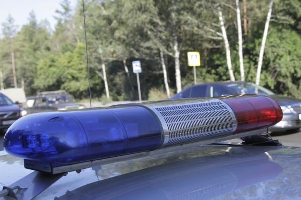 Полицейские устанавливают личность погибшей пенсионерки