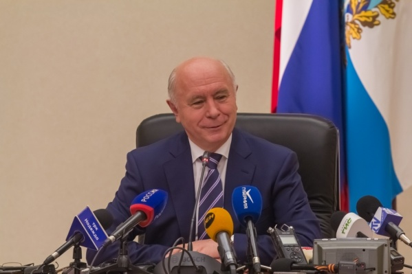 Николай Меркушкин в отставке уже полгода