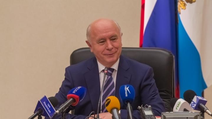 Стало известно, какую надбавку к пенсии получает экс-губернатор Николай Меркушкин