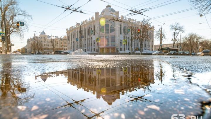 Улица Льва Толстого: блеск и нищета старой Самары