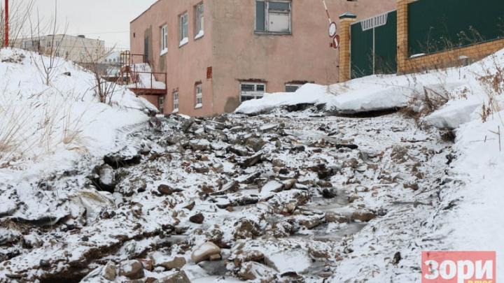 Сточные воды попали в Каму: в Добрянке на канализационной станции произошла авария