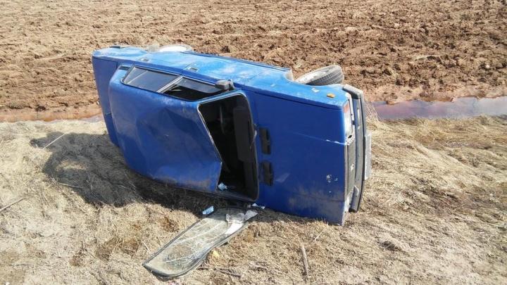 В первый день мая пьяные водители стали виновниками трех аварий