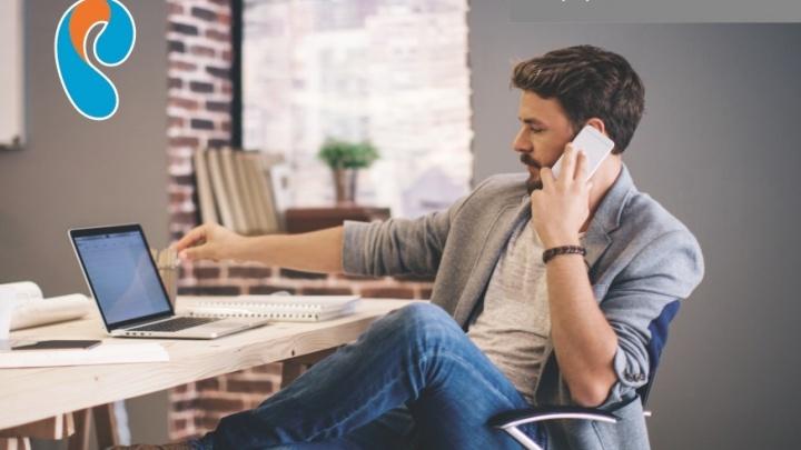 С «Ростелекомом» малый и средний бизнес всегда сможет «быть в плюсе»