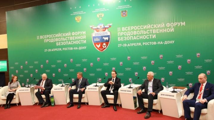 ГК «Юг Руси»: «Россия кормит себя растительным маслом сама»