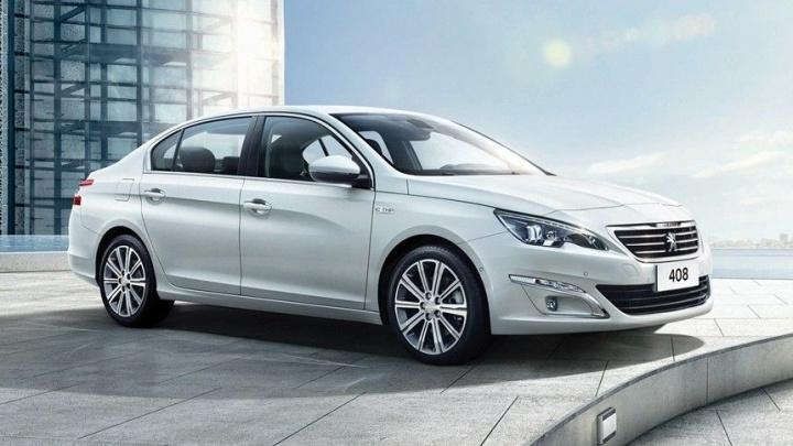 Новый Peugeot 408 с выгодой 245 000 рублей