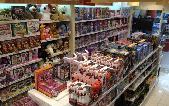Магазин детских игрушек TOY.RU открылся в Тюмени