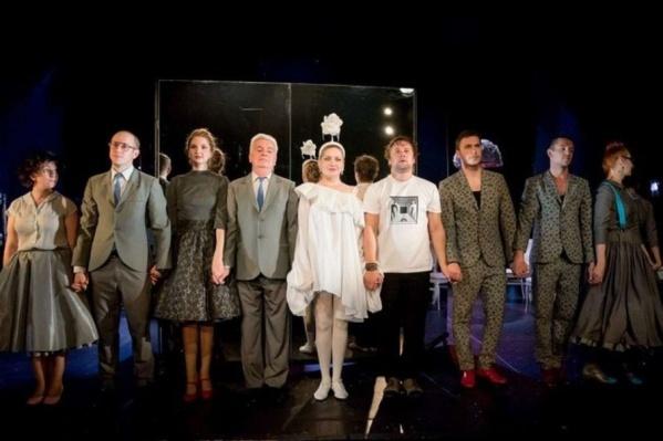Спектакль Камерного театра «Третья голова» получил Гран-при в Магнитогорске