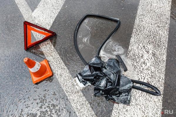 25-летний водитель умер на месте