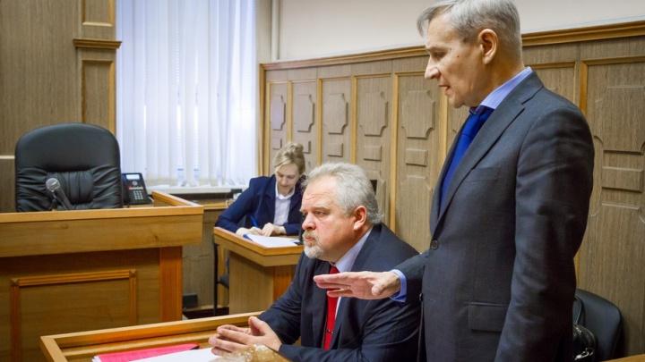 Главу филиала «Макфы», обвиняемого в передаче взяток Юревичу, оставили в СИЗО