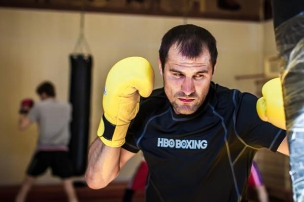 Сергей Ковалев готов вложиться в школу бокса на родной земле