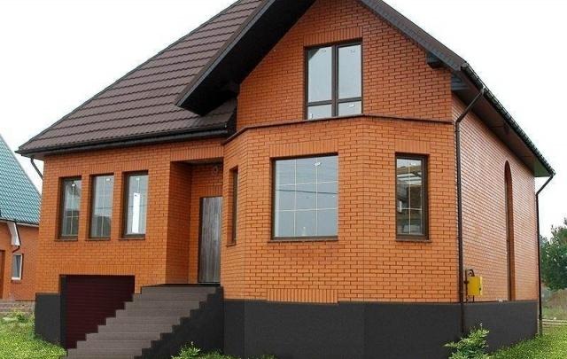 Строительство дома из кирпича: пять преимуществ