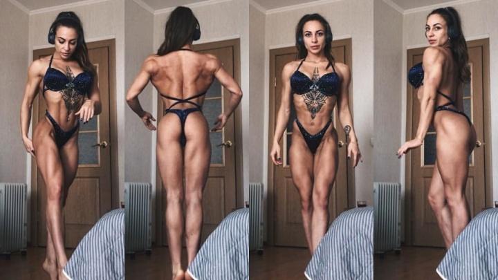 Красота и стальные мускулы: ростовчанка одержала победу на Кубке России по фитнесу