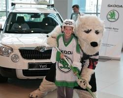 «Яромир Авто» с любовью к хоккею
