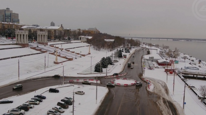 Волгоградец снял видеогид по Нулевой Продольной