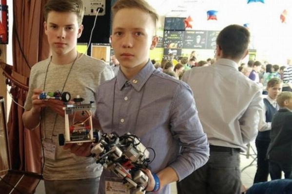 Школьники выступят за Россию на международной олимпиаде с 9 по 15 ноября