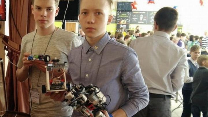 Северодвинские школьники представят Россию на международной олимпиаде роботов в Коста-Рике