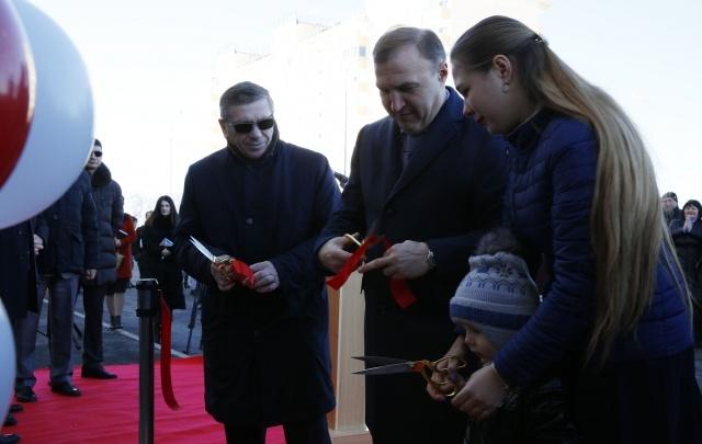 Банк «Кубань Кредит» профинансировал строительство жилья для детей-сирот