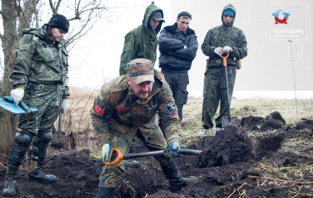 Поисковики нашли в Крыму медальон фронтовика из Челябинской области