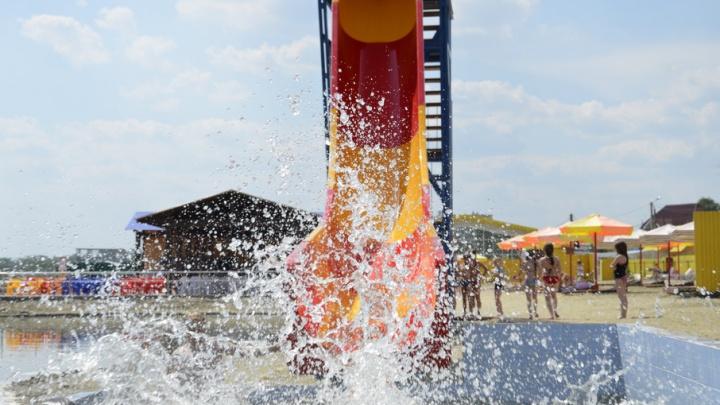 Опасные «Горки»: на челябинском пляже спасли четырёхлетнюю девочку, упавшую в бассейн