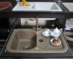 Каменная надежность на кухне