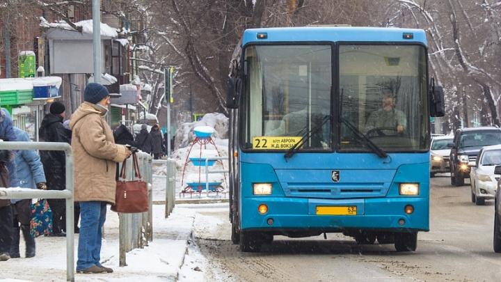 Каждый пятый самарец тратит на путь до работы зимой больше часа