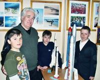 АиФ наградил победителей областного «космического» конкурса