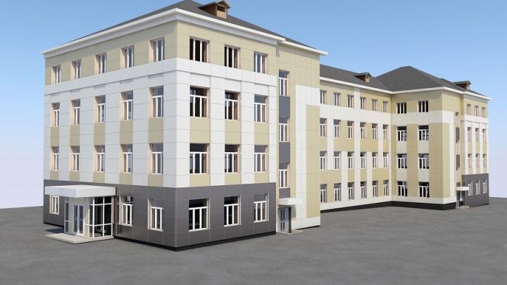 Построят новое здание и установят медиаэкран: в Ростове реконструируют школу, в которой учился Баста